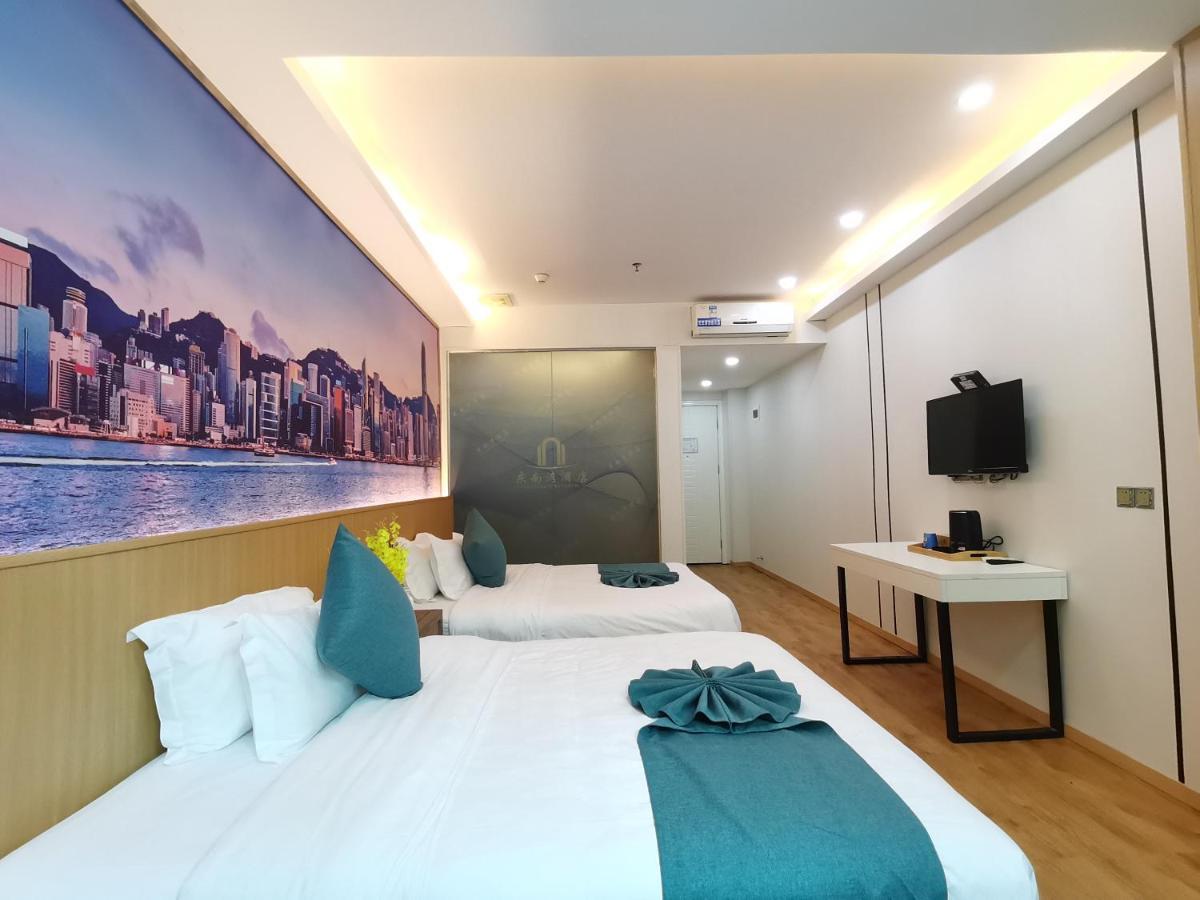 Отель  Отель  Southeast Bay Hotel (Huizhou West Lake Store)