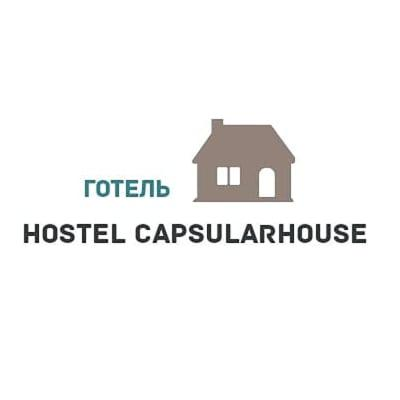 Хостел  Хостел  Capsularhouse Hostel