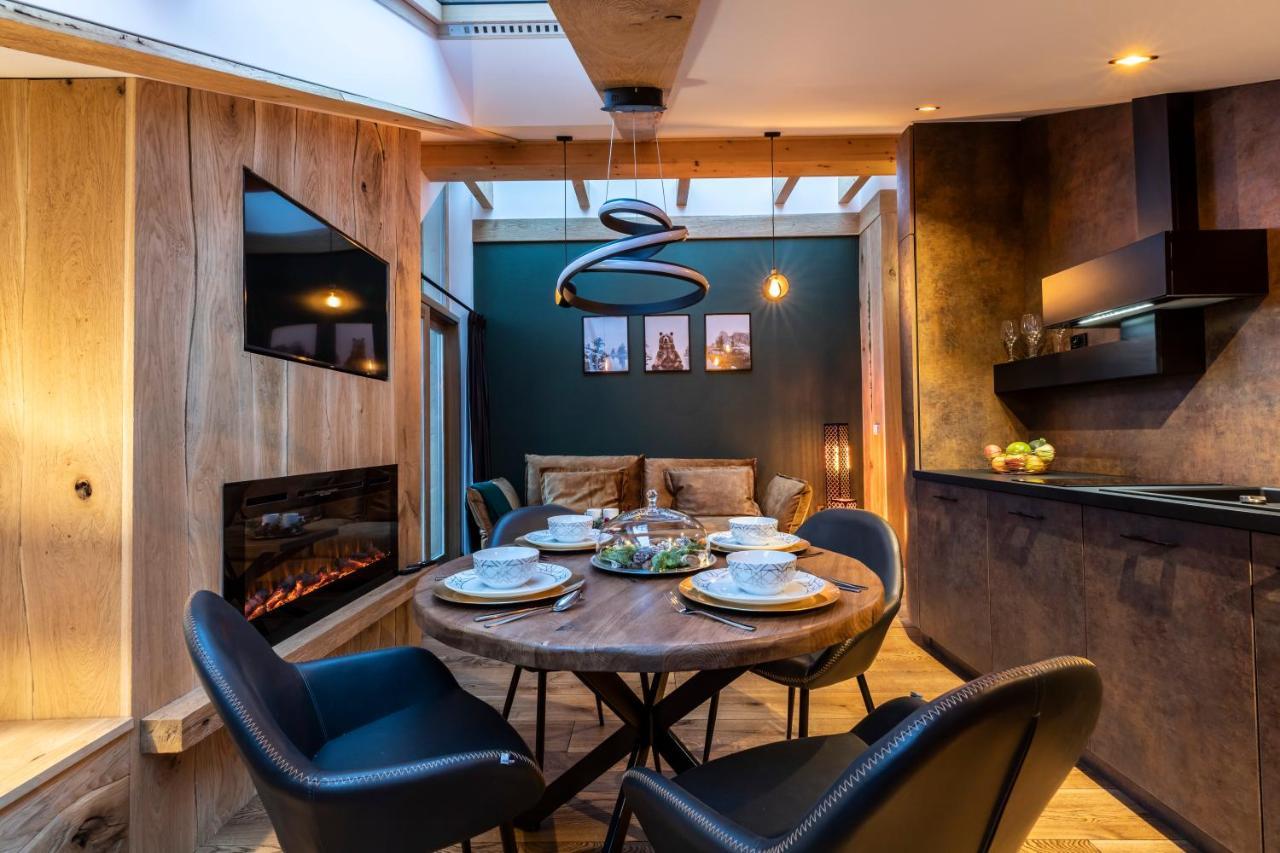 Апартаменты/квартира  Apartament Białka Grizzly de Lux  - отзывы Booking
