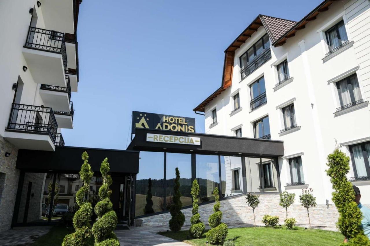 Апартаменты/квартира  Adonis 21