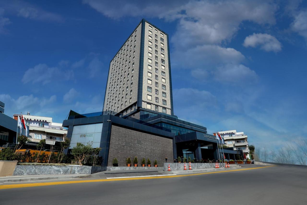 Отель  Отель  The Green Park Gaziantep