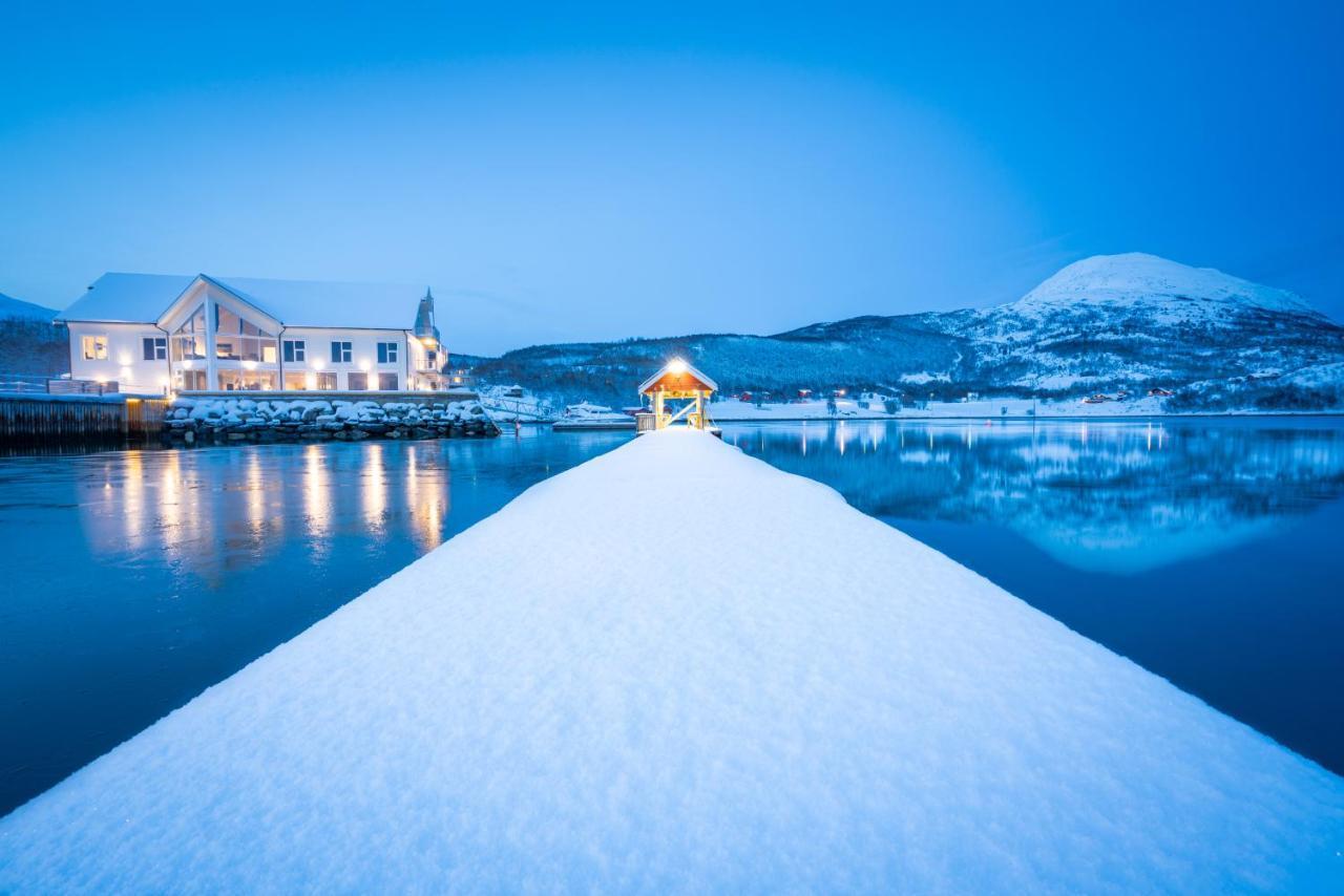 Отель  Senja Fjordhotell  - отзывы Booking