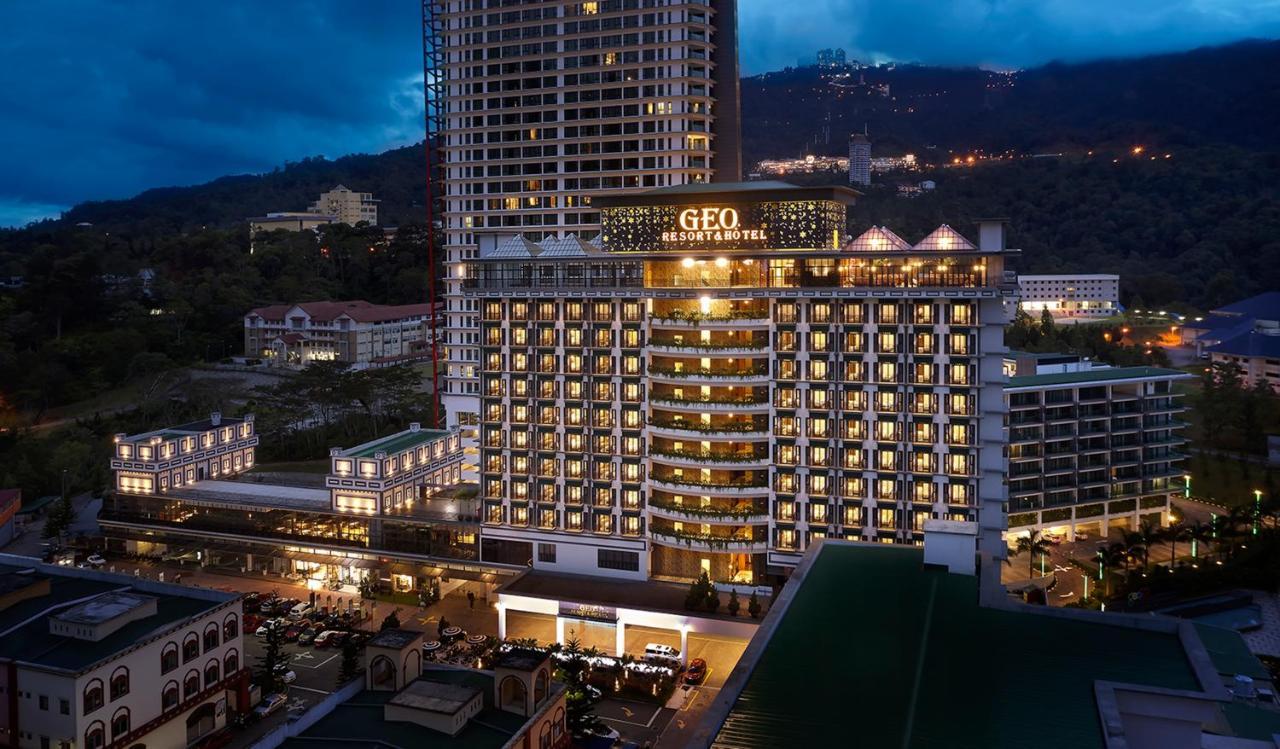 Отель  GEO RESORT & HOTEL  - отзывы Booking