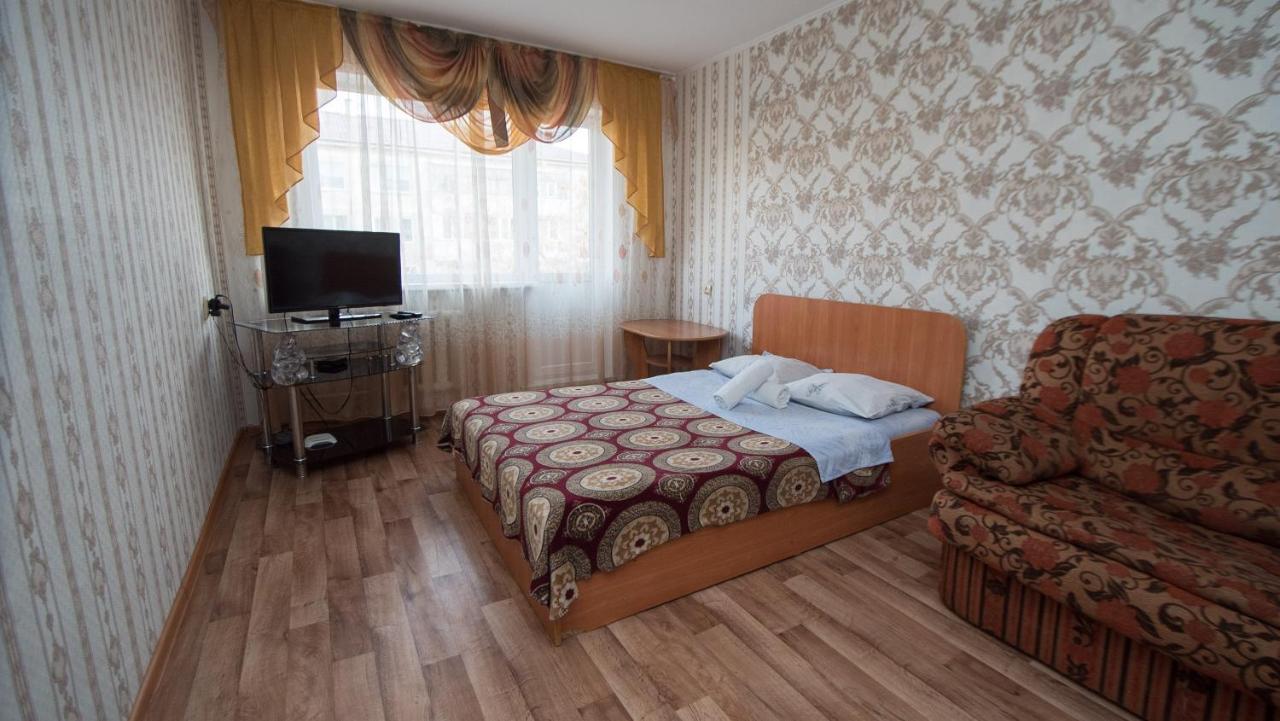 Апартаменты/квартира  Мираж Мир квартир  - отзывы Booking