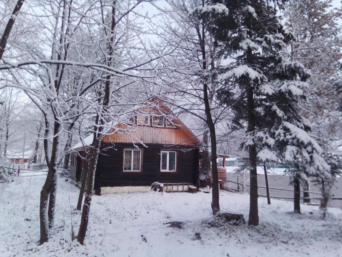 Загородный дом Дом с баней в горах