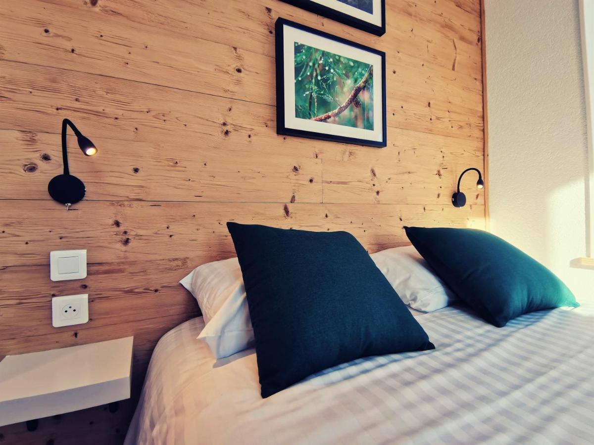 Отель  Hotel Les Montagnards  - отзывы Booking
