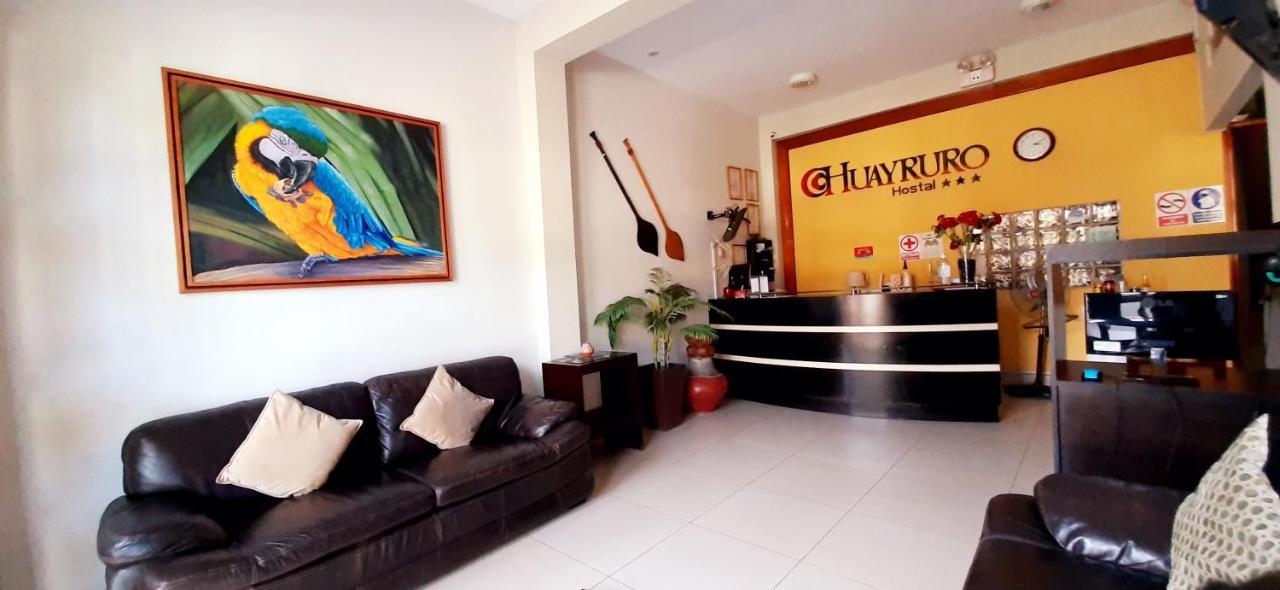 Отель  Отель  Hostal Huayruro