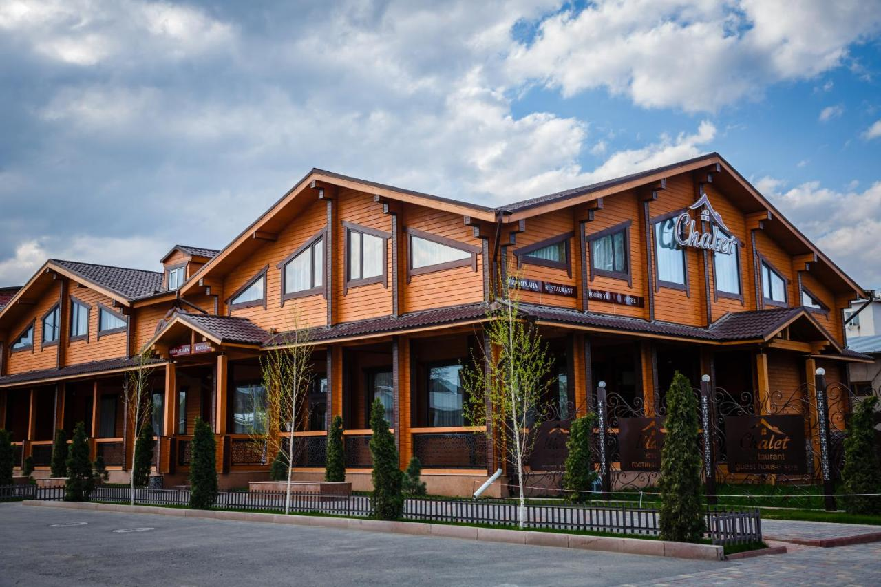 Гостевой дом Гостевой дом Guest House Chalet