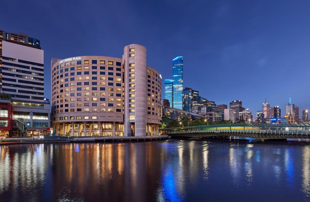 Отель  Crowne Plaza Melbourne, An IHG Hotel
