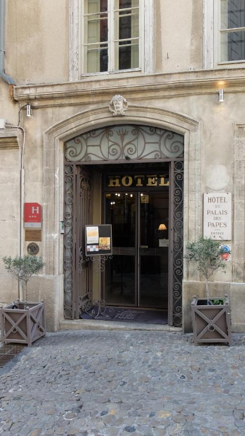 Отель  Отель  Hôtel Du Palais Des Papes