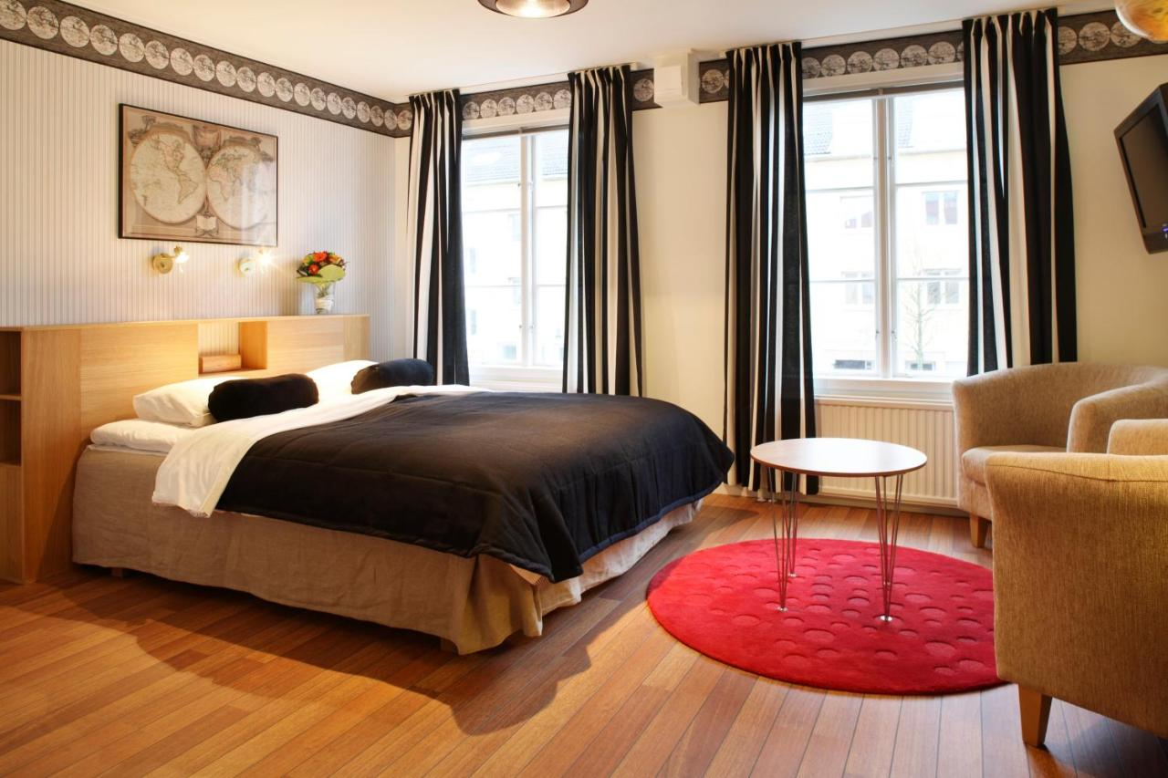 Отель  Hotell Uddewalla  - отзывы Booking