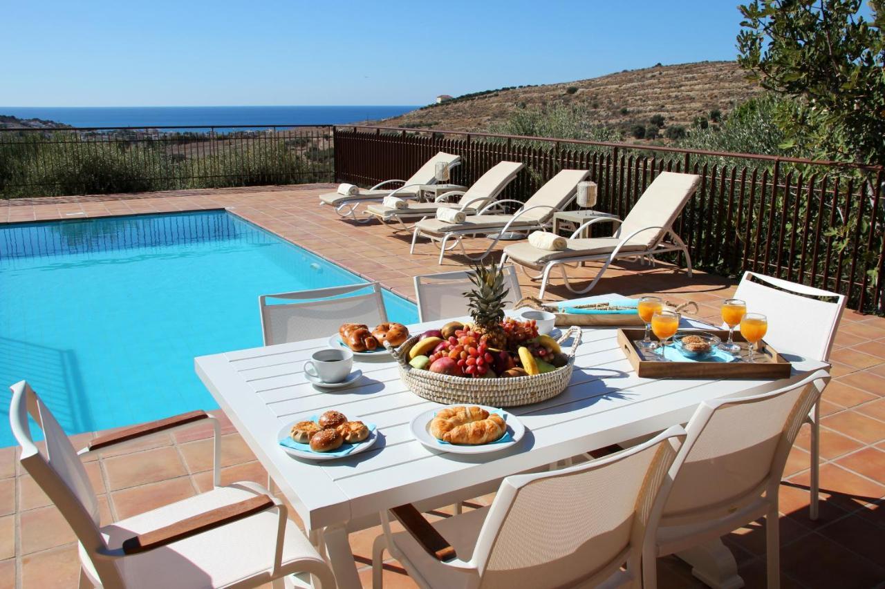 Вилла  Villa Phaestias  - отзывы Booking