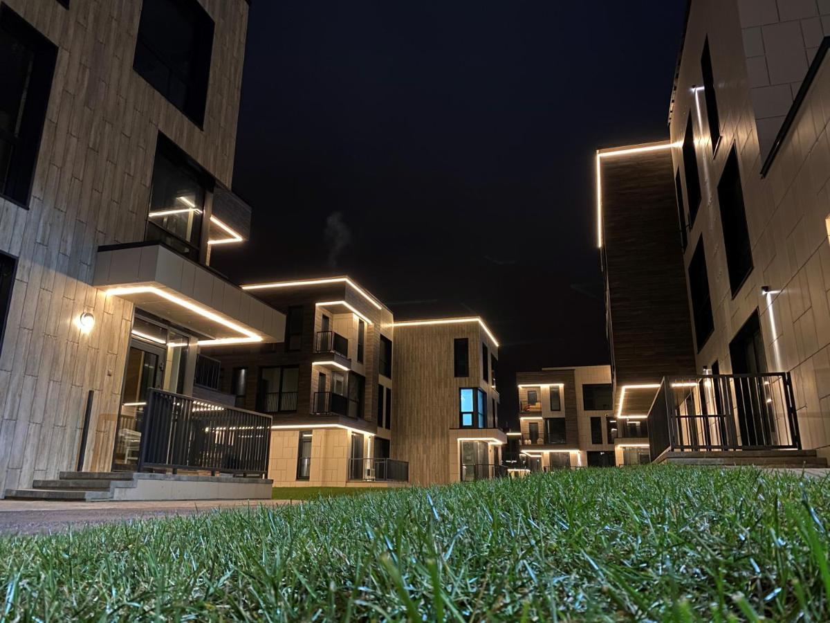 Апартаменты/квартира  Охта парк Apartments  - отзывы Booking