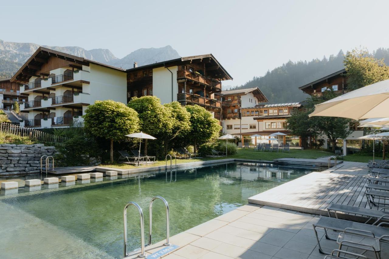 Отель Hotel Kaiser in Tirol - отзывы Booking