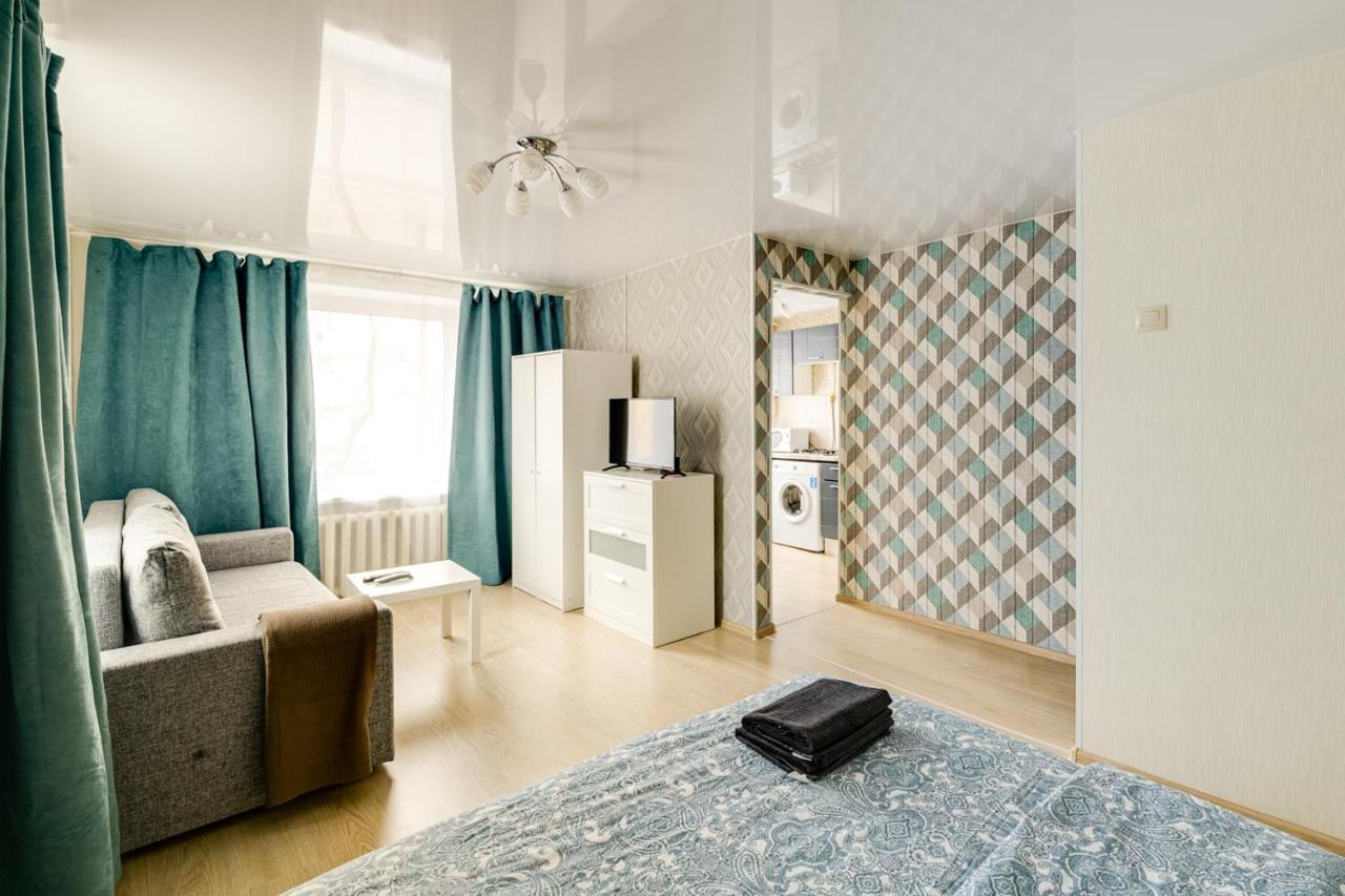 Апартаменты/квартира  Апартаменты возле медицинского центра имени Бурназяна  - отзывы Booking