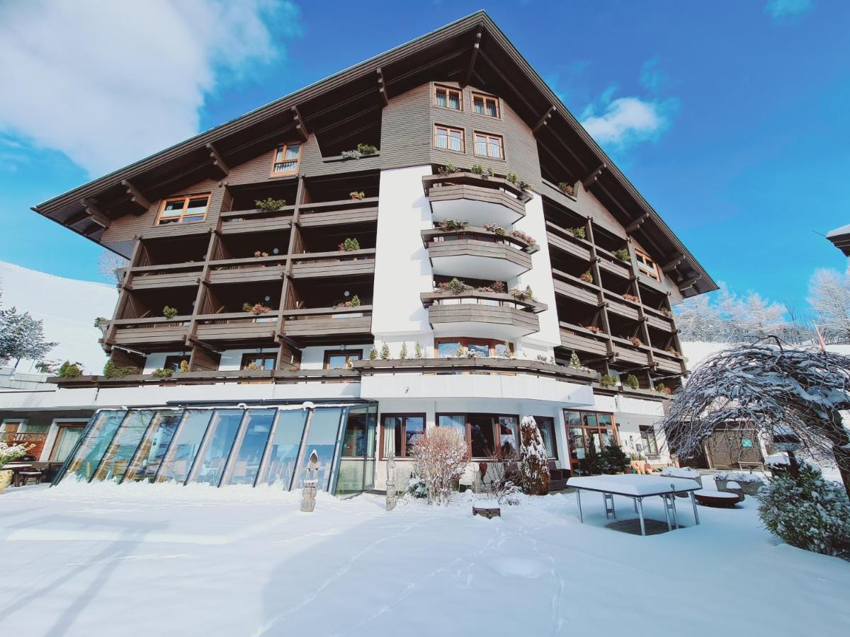Апартаменты/квартиры  Alpenlandhof  - отзывы Booking