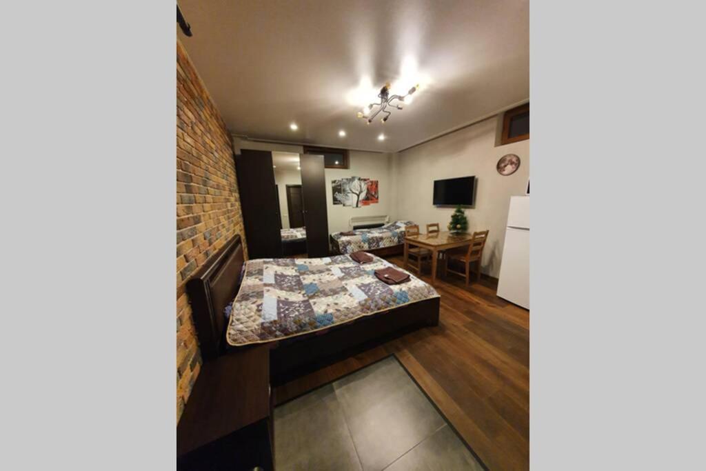 Апартаменты/квартира  Студия в Поляне
