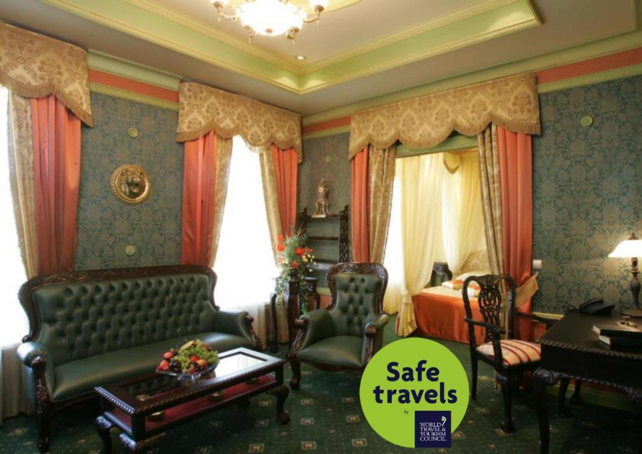 Отель  Marco Polo St Petersburg Бутик-Отель   - отзывы Booking