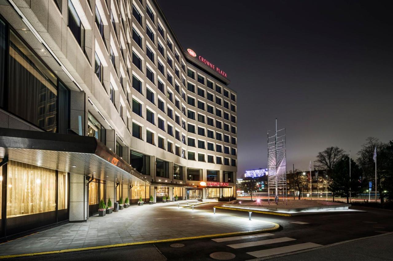 Отель Отель Crowne Plaza Helsinki - Hesperia, An IHG Hotel