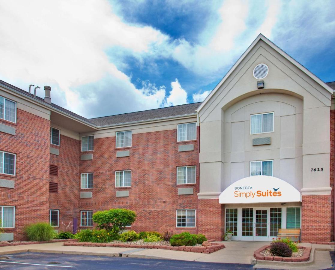 Отель  Отель  Sonesta Simply Suites Des Moines