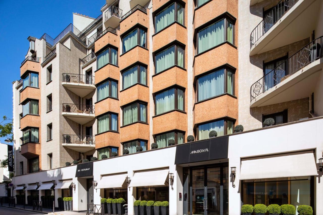 Отель  Hotel Maison FL  - отзывы Booking