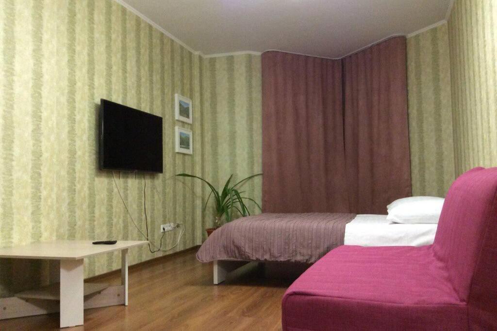 Апартаменты/квартира Аренда 2-х комн. кв-ры в ЖК Бажовский - отзывы Booking