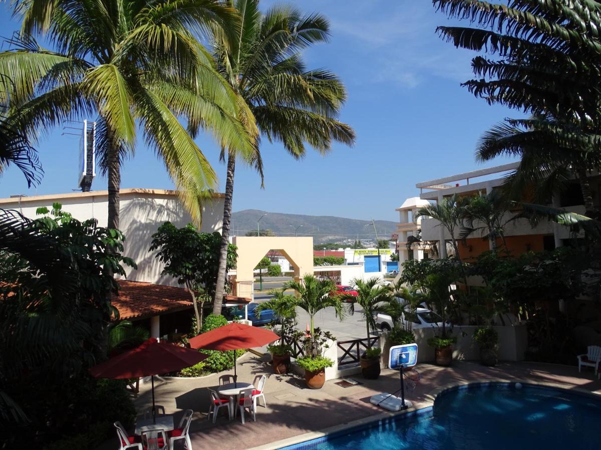 Отель Hotel Palapa Palace Inn - отзывы Booking