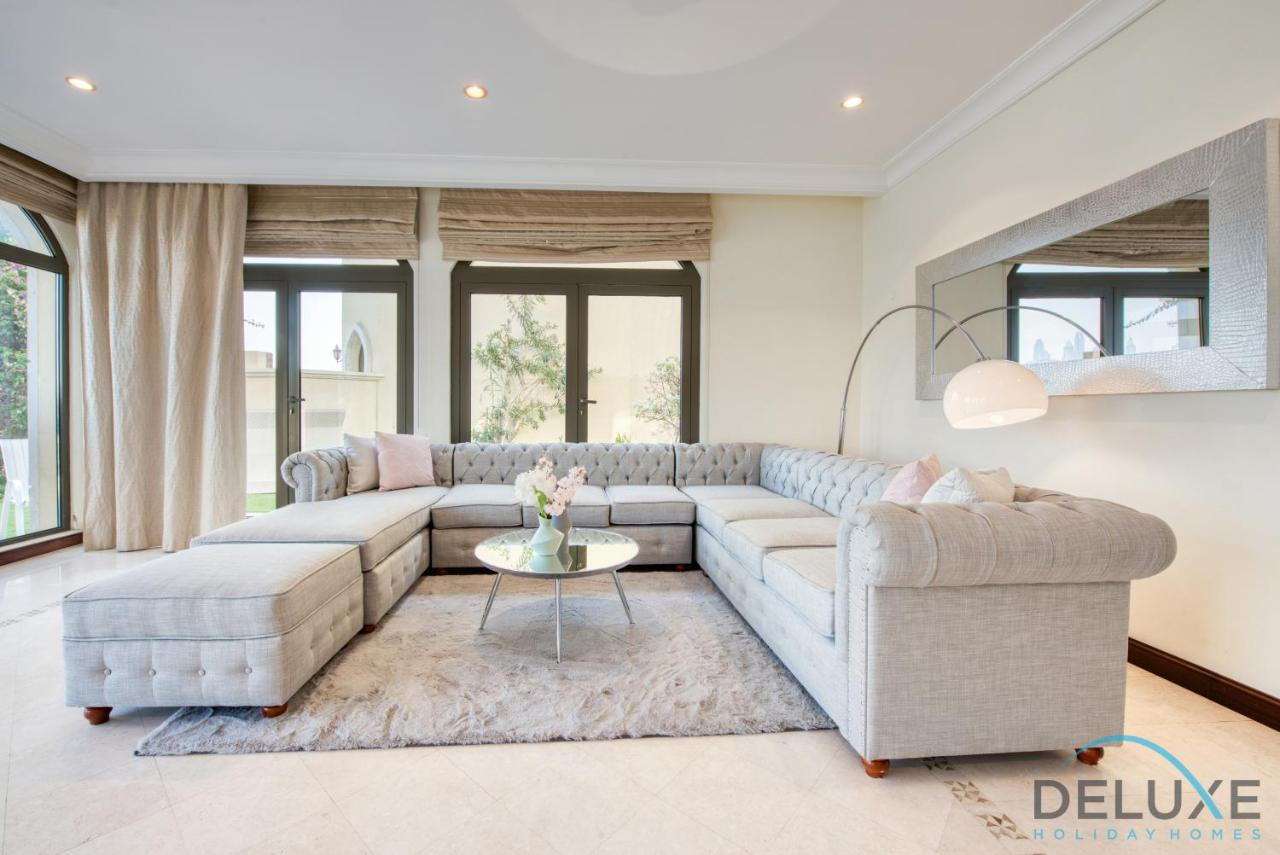 Вилла Premier 6BR Villa with Private Pool on Palm Jumeirah - отзывы Booking