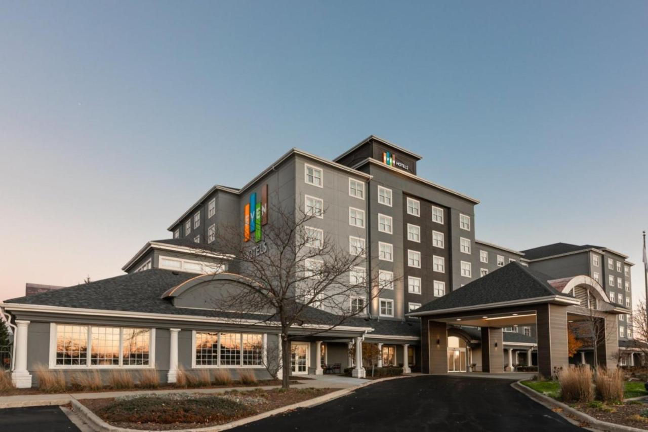 Chicago Convention Calendar 2022.Even Hotel Chicago Tinley Park Convention Center An Ihg Hotel Tinley Park Updated 2021 Prices