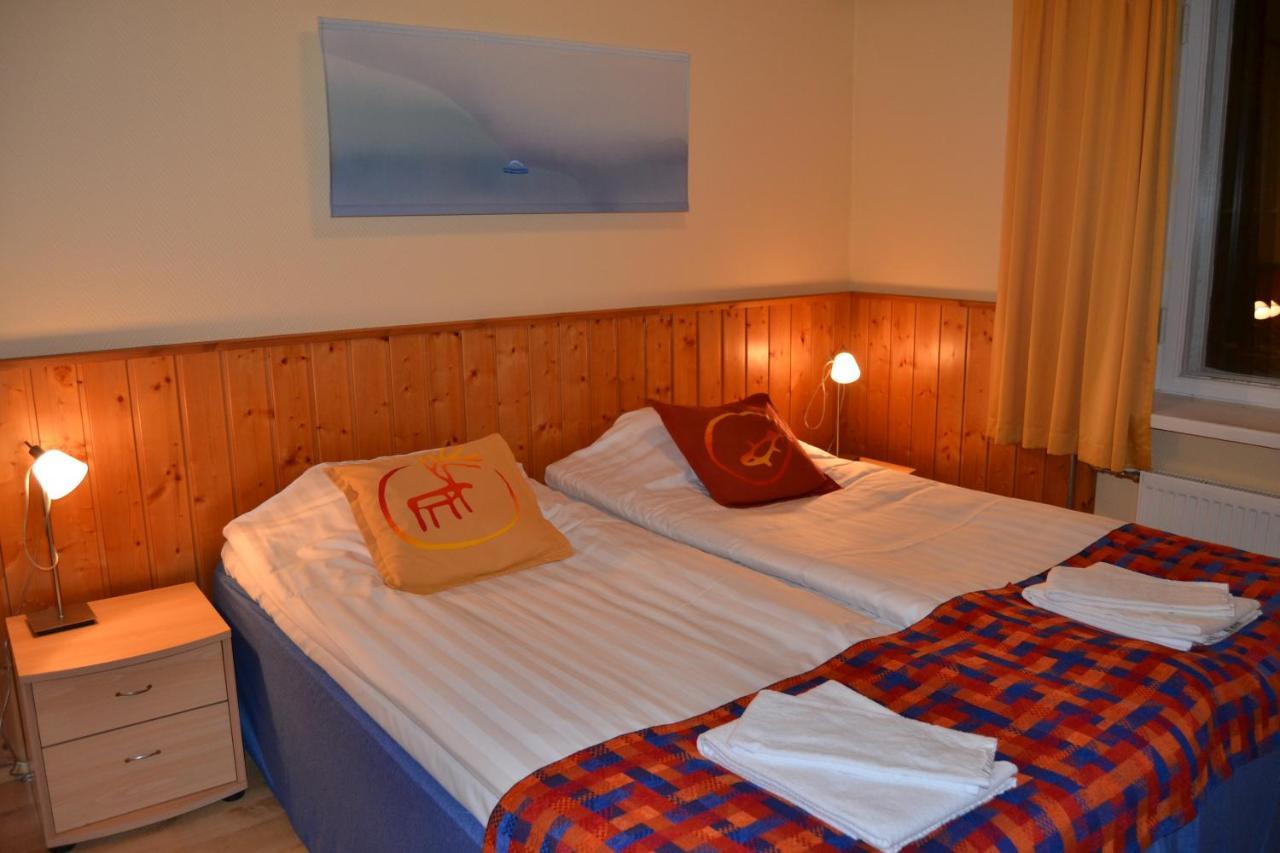 Отель  Hotel Utsjoki  - отзывы Booking