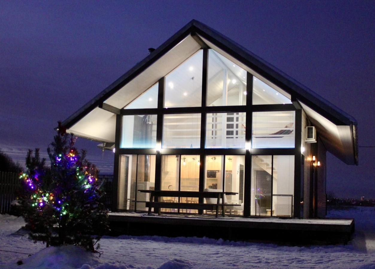 Дом для отпуска  Коттедж 120квм с панорамным остеклением  - отзывы Booking