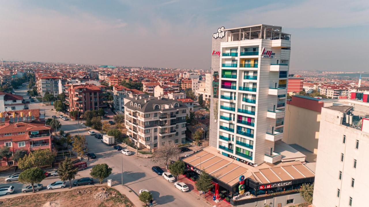 Отель  Отель  Leman Otel