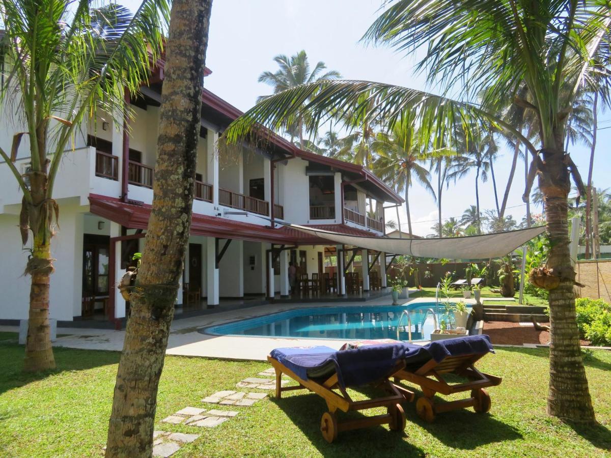 Отель типа «постель и завтрак»  Thoduwawa Beach Villa  - отзывы Booking