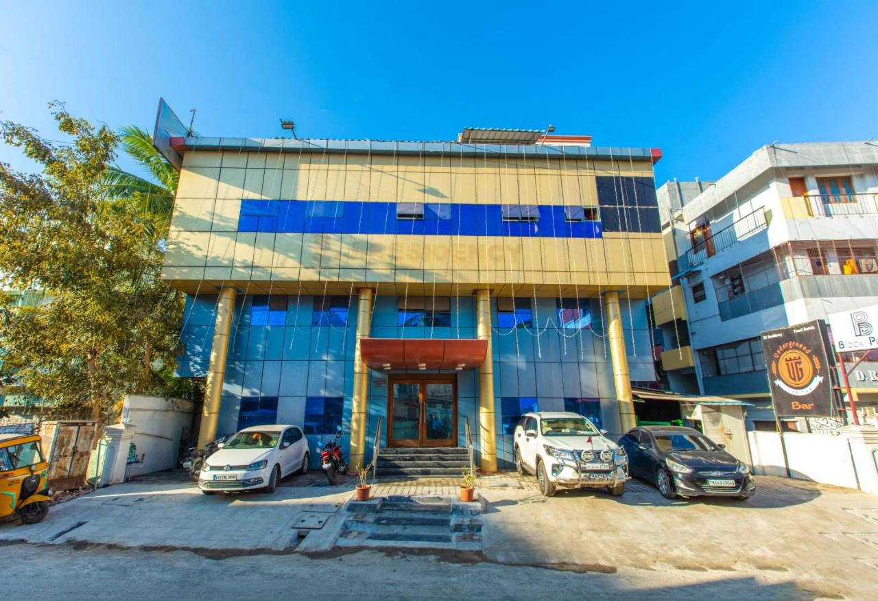 Отель  Black Pearl Hotel T Nagar  - отзывы Booking