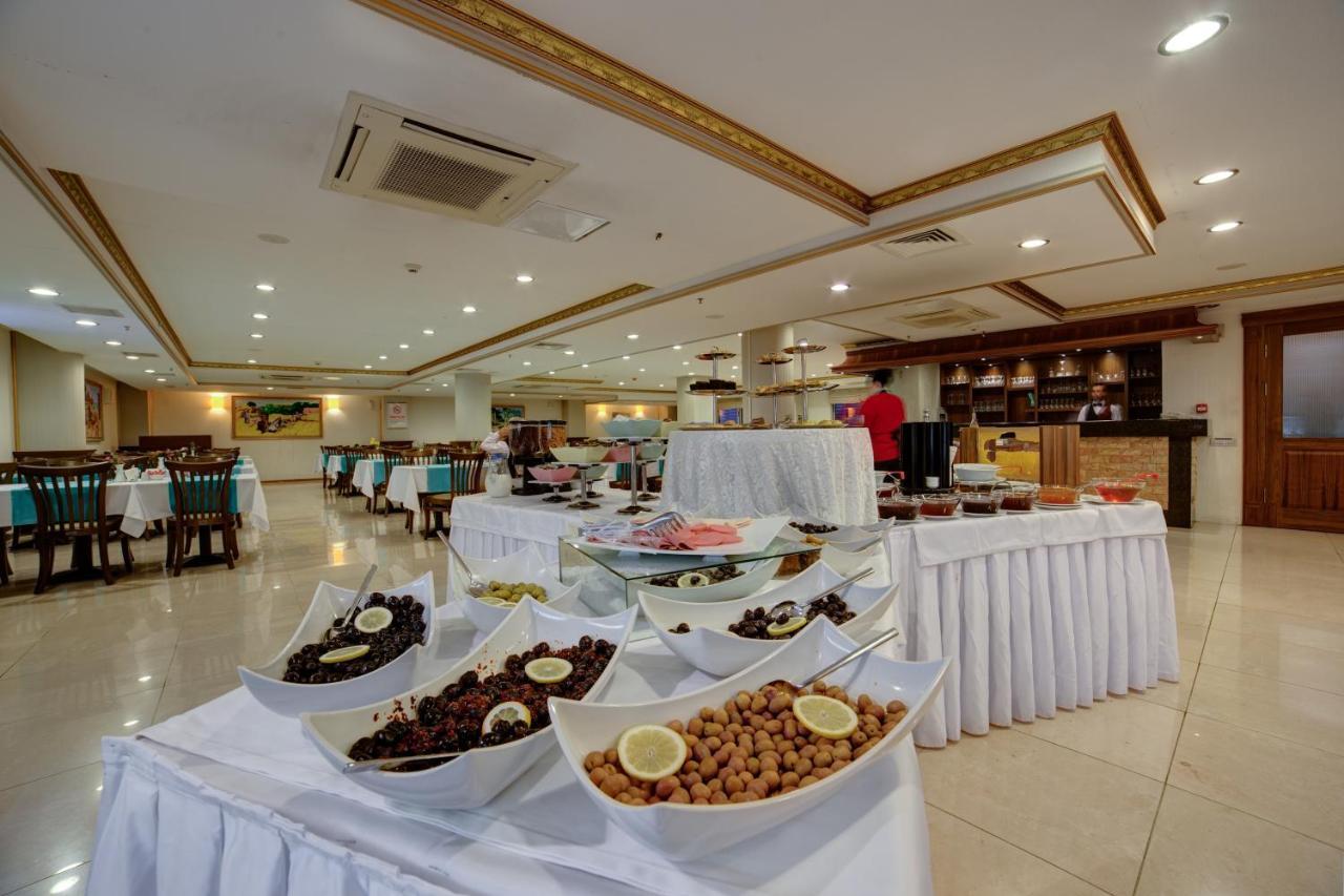 Отель  Yücesoy Liva Hotel Spa & Convention Center Mersin  - отзывы Booking