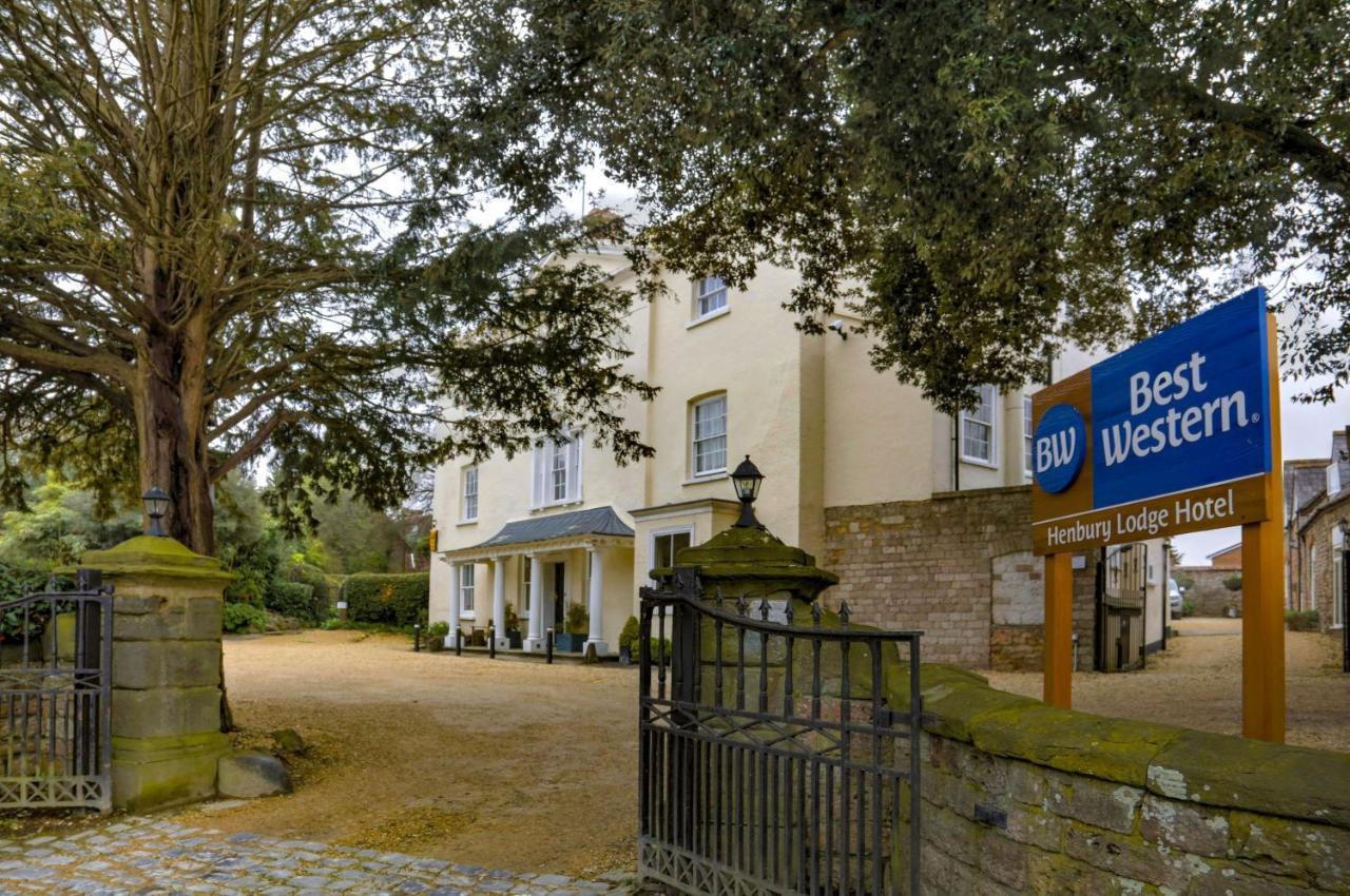 Отель  Отель  Best Western Henbury Lodge Hotel