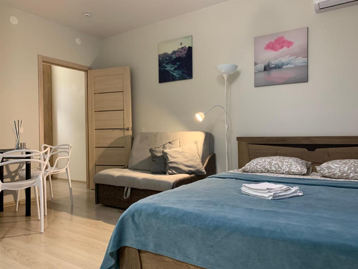Апартаменты/квартира  Квартира-студия в IQ дом  - отзывы Booking