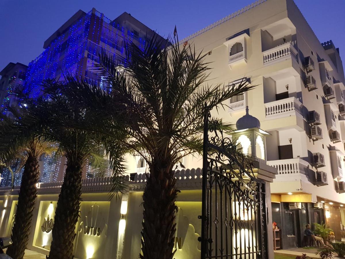 Отель  HOTEL GRAND LOTUS INN  - отзывы Booking