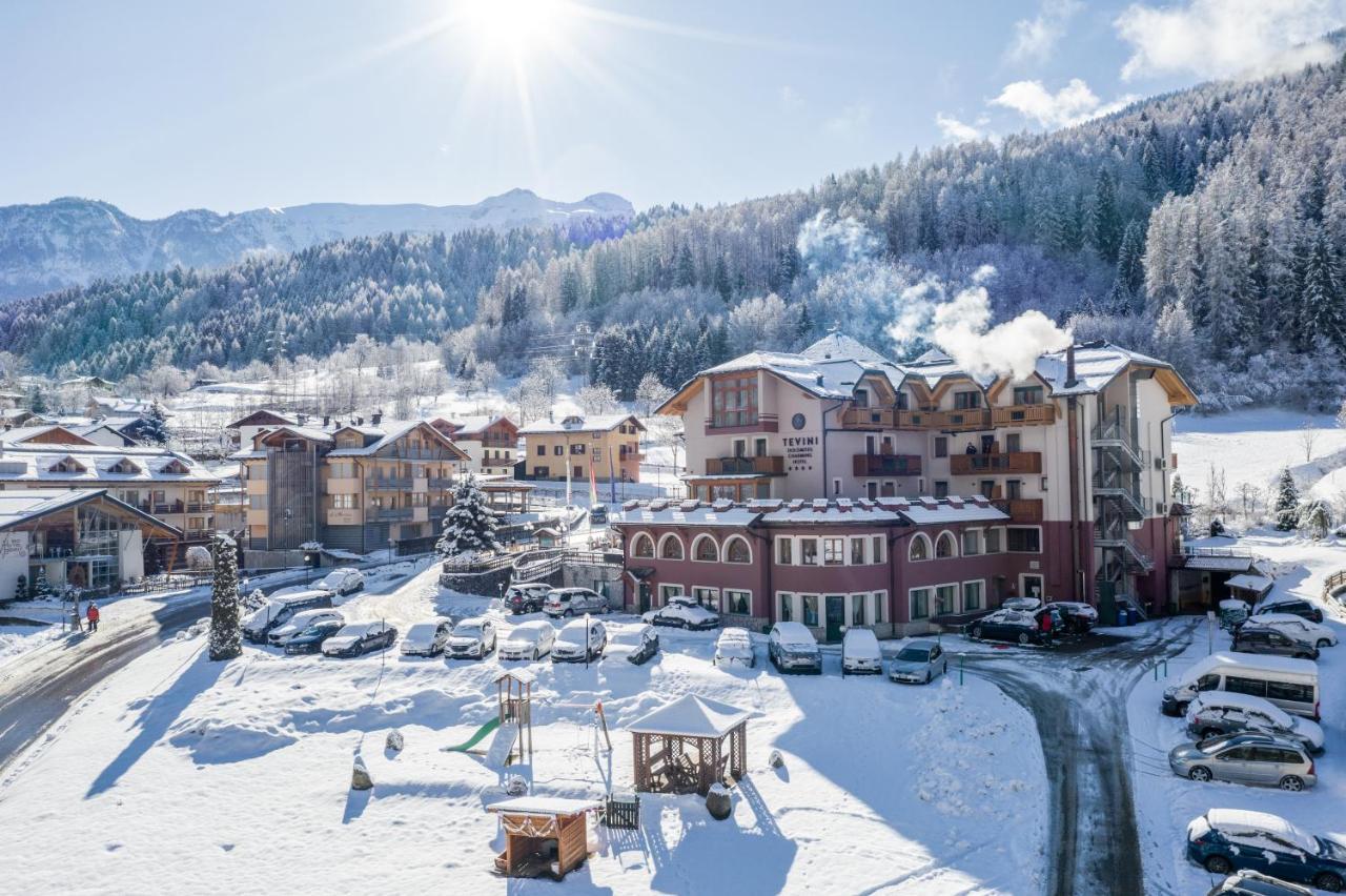 Отель  Tevini Dolomites Charming Hotel