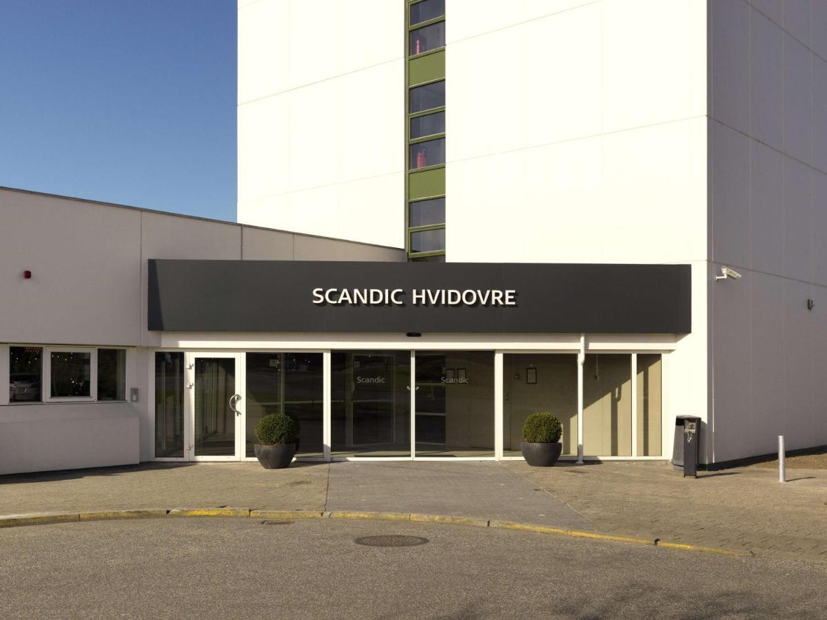 Отель  Scandic Hvidovre