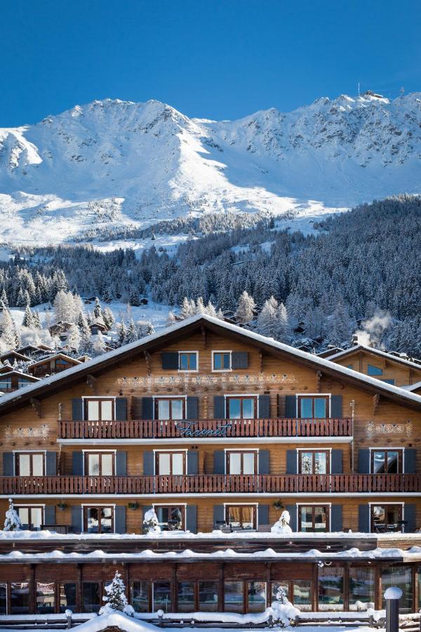 Отель  Hotel Farinet  - отзывы Booking