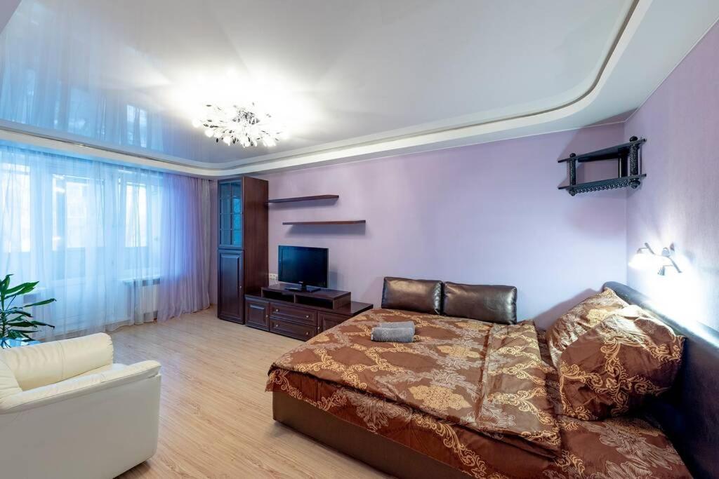 Апартаменты/квартира  Apartment On Papernika 8