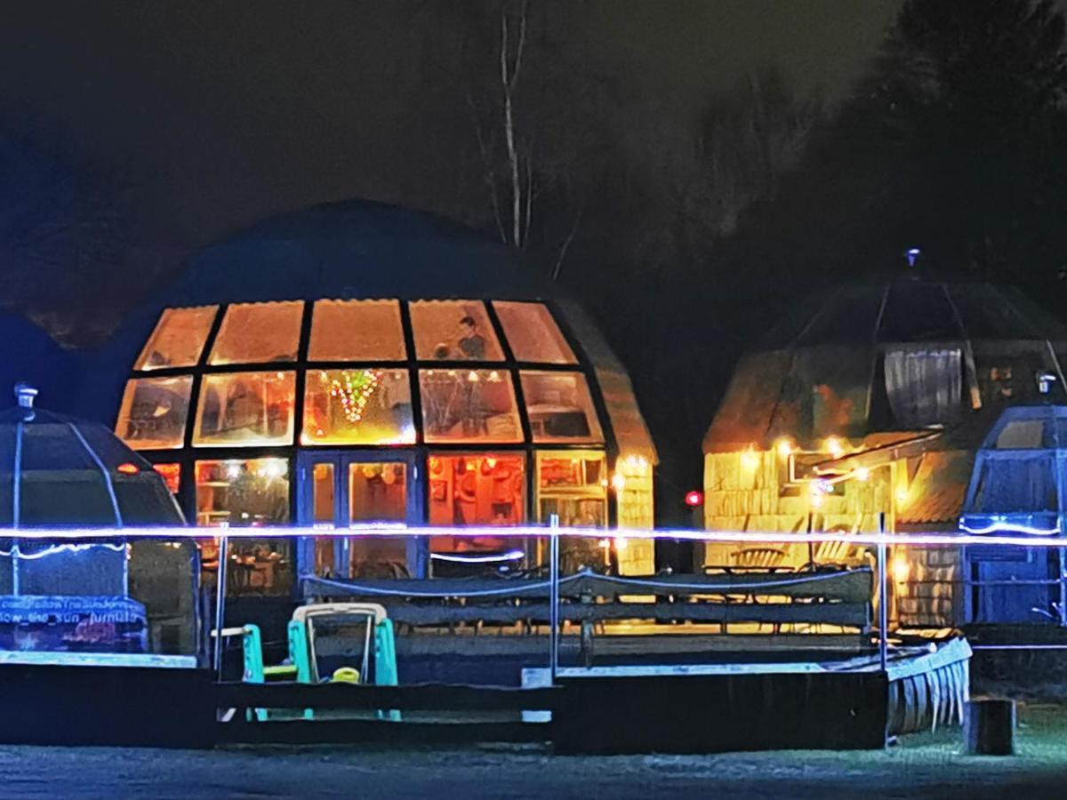 Кемпинг  Dome Bungalow Niedras Jurmala  - отзывы Booking