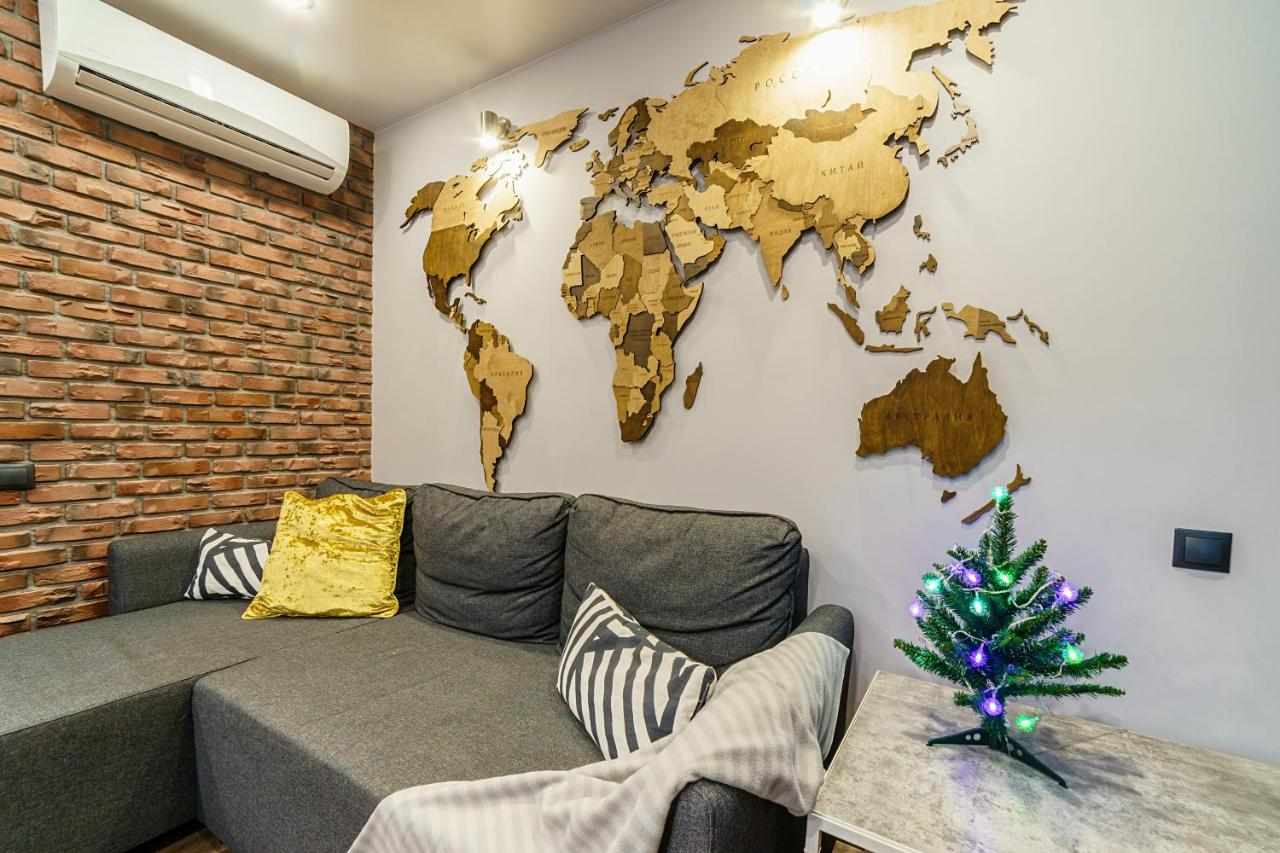 Апартаменты/квартира  SUPER LUXE на Терешковой, 2, три комнаты  - отзывы Booking