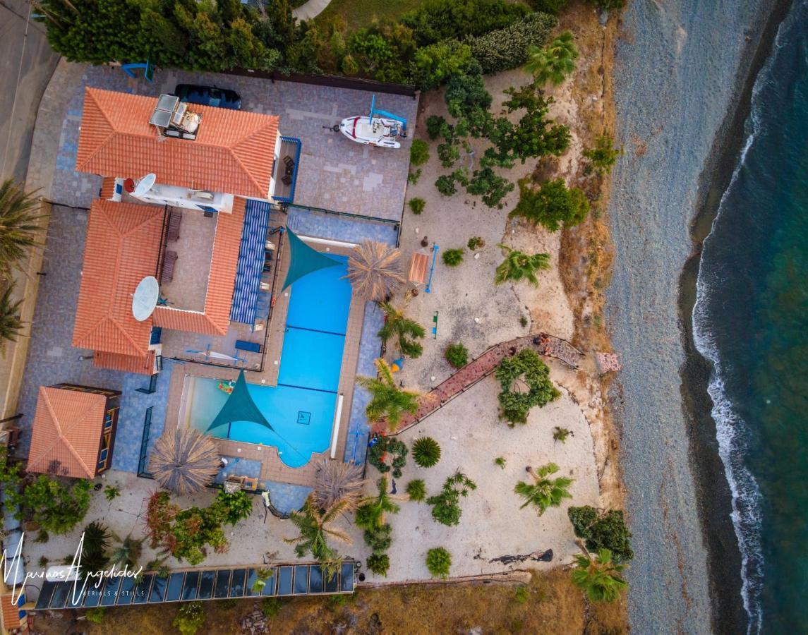 Вилла  Astrofegia Beachfront Villa  - отзывы Booking
