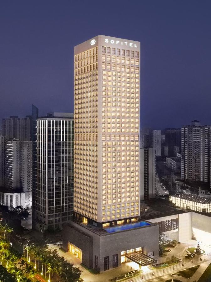 Отель Sofitel Haikou - отзывы Booking