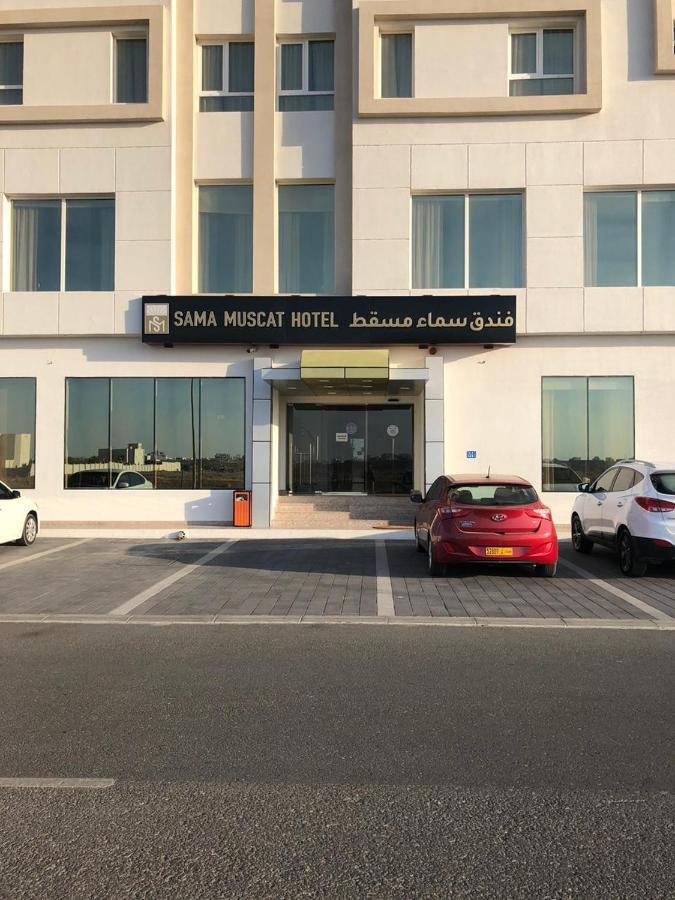 Отель Sama Muscat Hotel - отзывы Booking