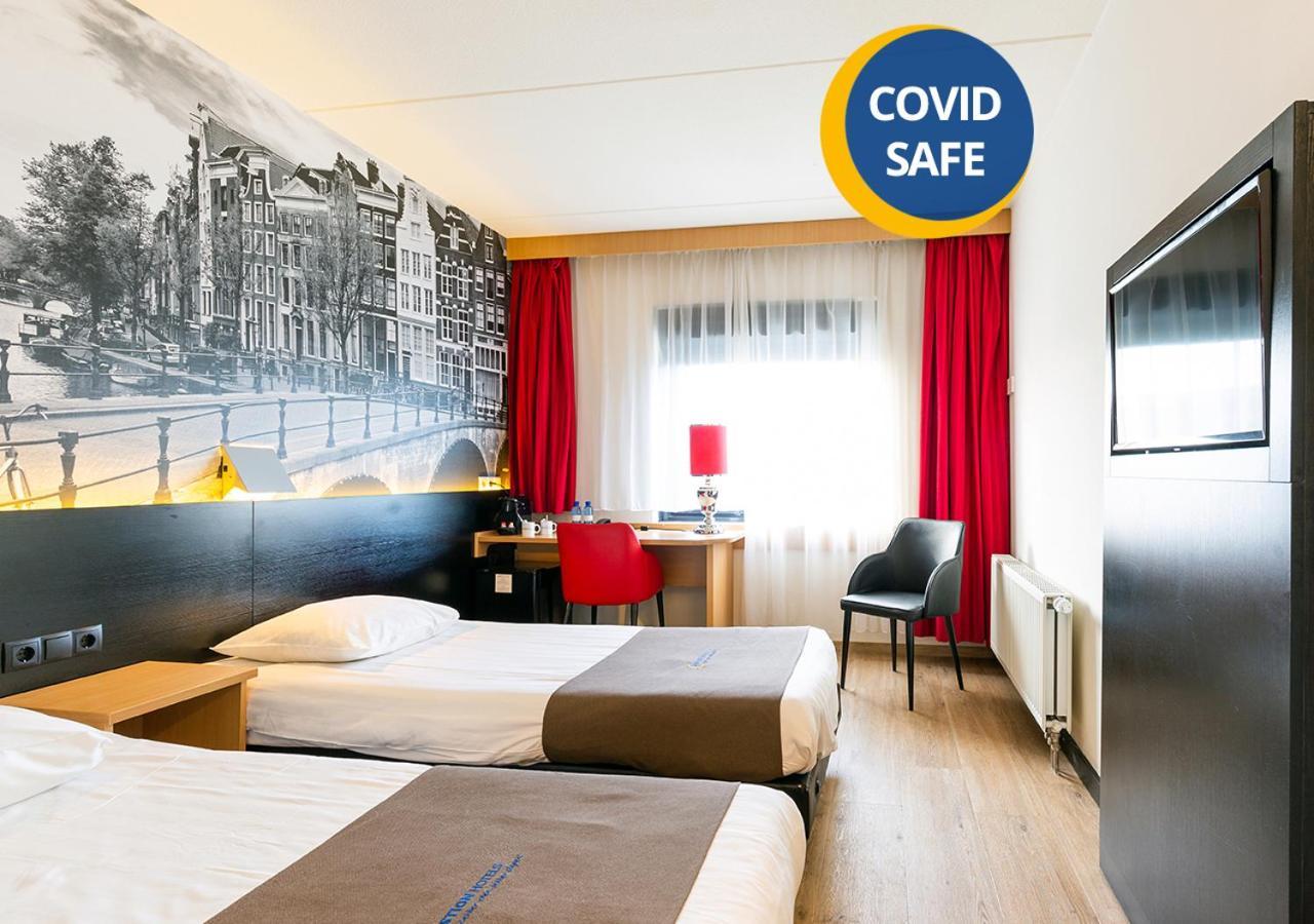 Отель Bastion Hotel Amsterdam Amstel - отзывы Booking