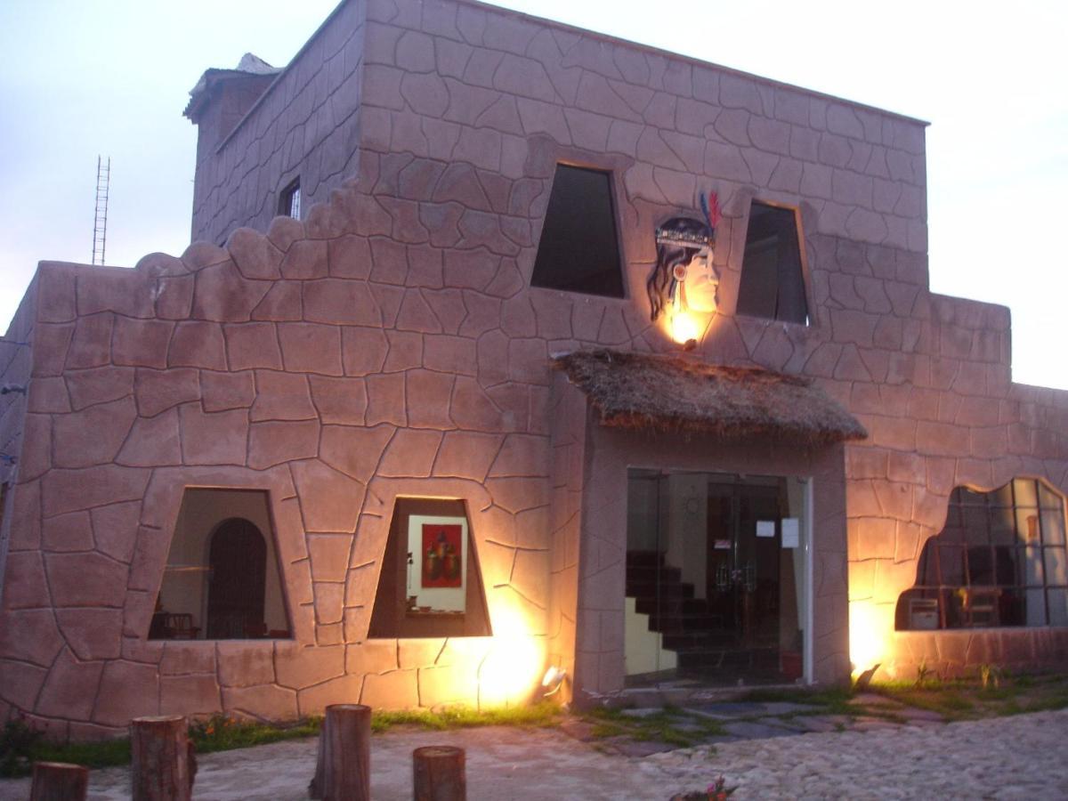 Отель Отель Hotel Aldea Del Inca