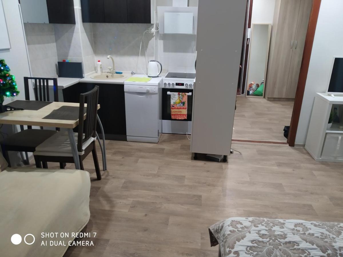 Апартаменты/квартира White studio на Батурина - отзывы Booking